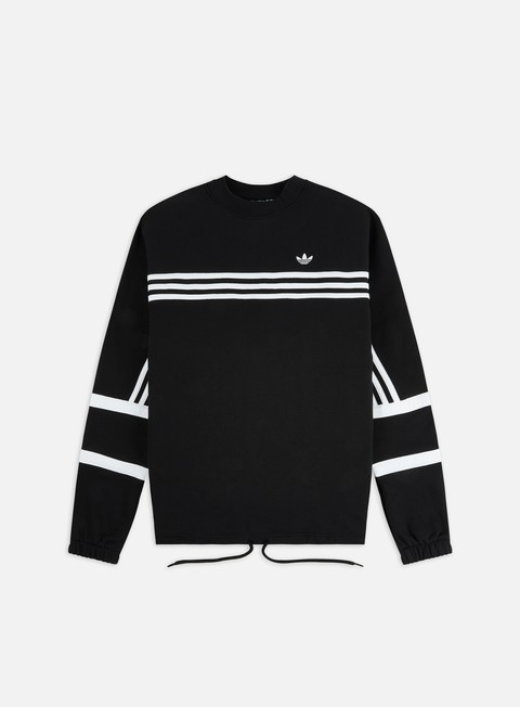 Outlet e Saldi Felpe Girocollo Adidas Originals Cover One Crewneck