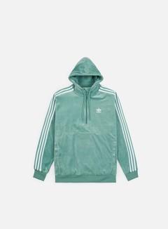 Adidas Originals Cozy Half Zip Hoodie
