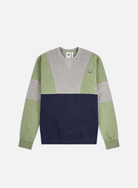 Outlet e Saldi Felpe Girocollo Adidas Originals Crewneck