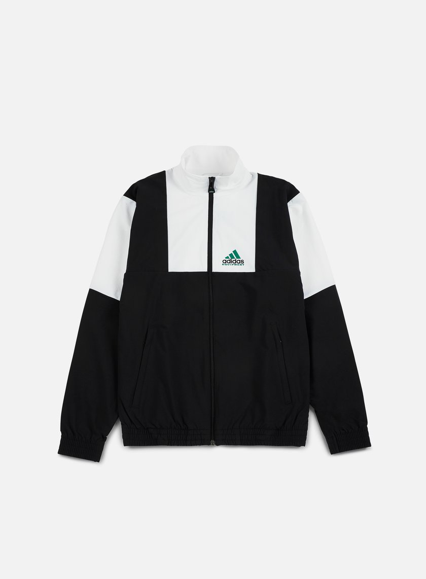 Adidas Originals - EQT 1TO-1 Track Top, Black/White