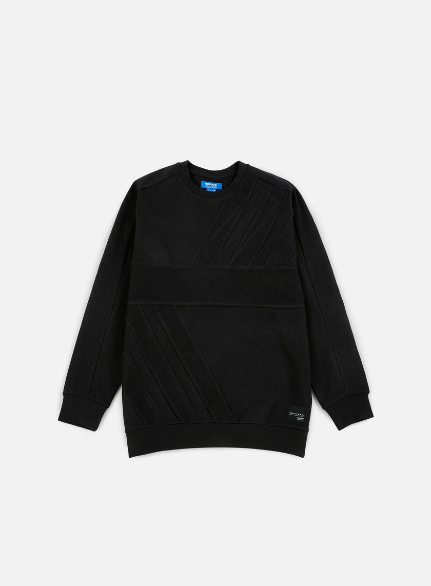 Adidas Originals - EQT ADV Crewneck, Black