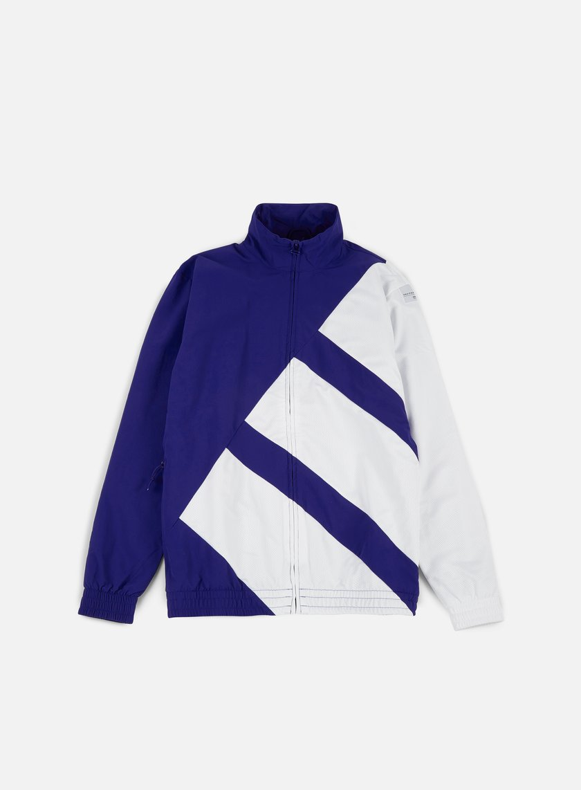 Adidas Originals - EQT Bold Track Top, Mystery Ink/White