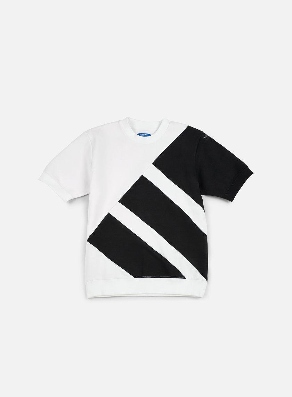 Adidas Originals - EQT Boxy Crewneck, Whte