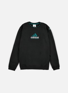 Adidas Originals - EQT Crewneck, Black 1