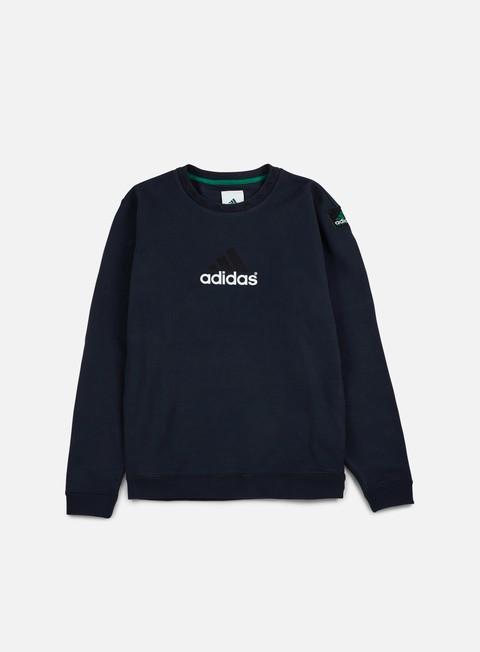 Outlet e Saldi Felpe Girocollo Adidas Originals EQT Crewneck