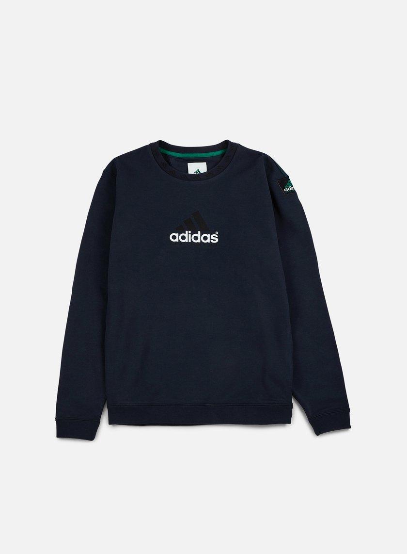 Adidas Originals - EQT Crewneck, Night Navy