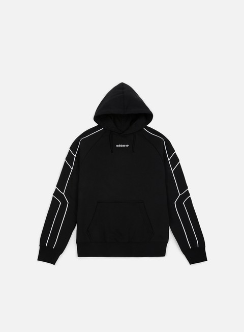 Hooded Sweatshirts Adidas Originals EQT Outline Hoodie