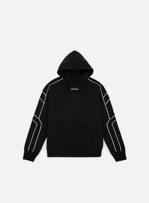felpe adidas originals eqt outline hoodie black