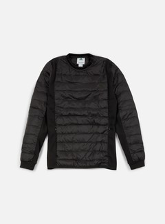 Adidas Originals - EQT Tech Crewneck, Black 1
