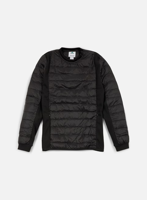 felpe adidas originals eqt tech crewneck black