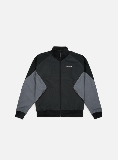 Outlet e Saldi Track Top Adidas Originals EQT Woven Rip Jacket