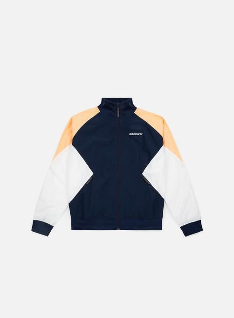 Outlet e Saldi Track Top Adidas Originals EQT Woven Rip Jacket