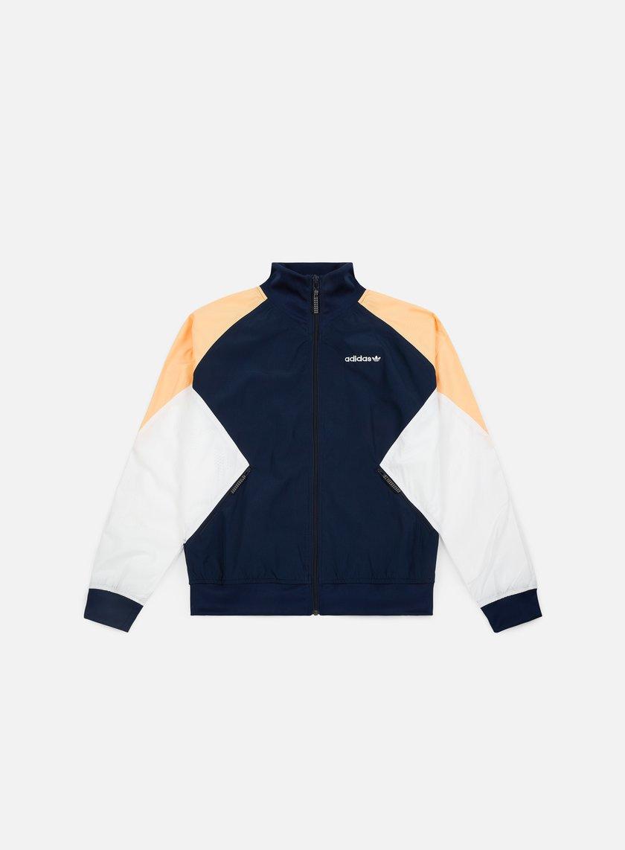 77dae1bc3 ADIDAS ORIGINALS EQT Woven Rip Jacket € 48 Track Top