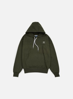 Adidas Originals - Fallen Future Woven Hoodie, Night Cargo