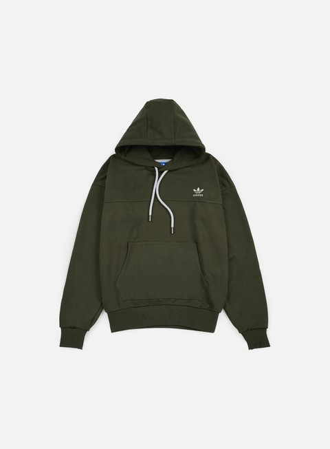 felpe adidas originals fallen future woven hoodie night cargo