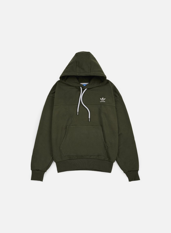 Adidas Originals Fallen Future Woven Hoodie