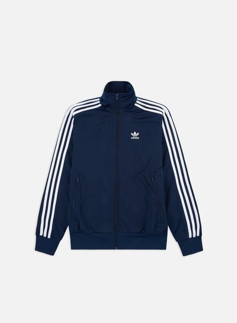 Zip hoodie Adidas Originals Firebird Track Top