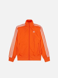 Adidas Originals - Firebird Track Top, Orange