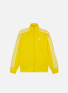 Adidas Originals - Firebird Track Top, Yellow