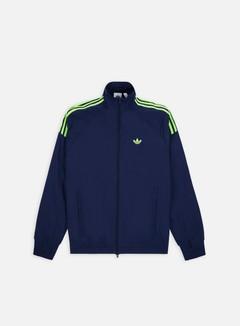 Adidas Originals - Flamestrike Track Top, Dark Blue