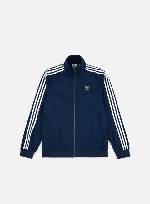 Outlet e Saldi Felpe con Zip Adidas Originals Franz Beckenbauer Tracktop