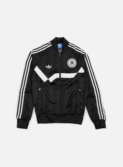 Adidas Originals - Germany Track Top, Black 1