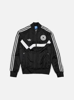 Adidas Originals - Germany Track Top, Black 1