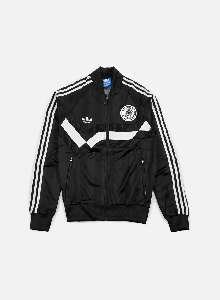 Adidas Originals - Germany Track Top, Black