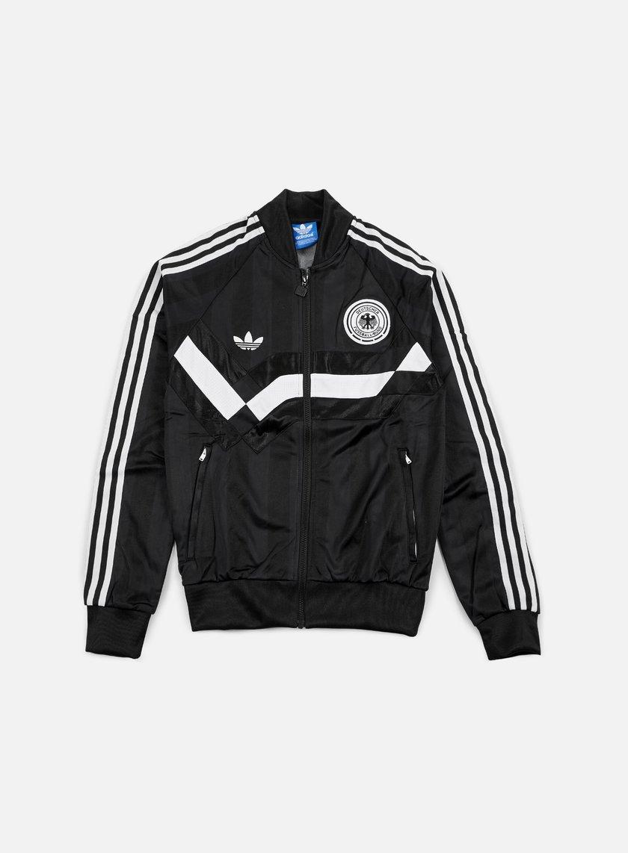 Adidas Originals - Germany Track Top, Black
