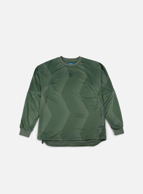 Sale Outlet Crewneck Adidas Originals Goalie Nova Crewneck