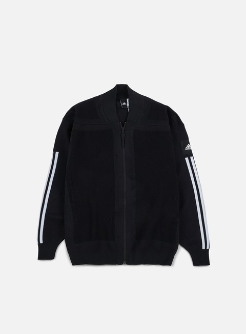 felpe adidas originals icon bomber jacket black