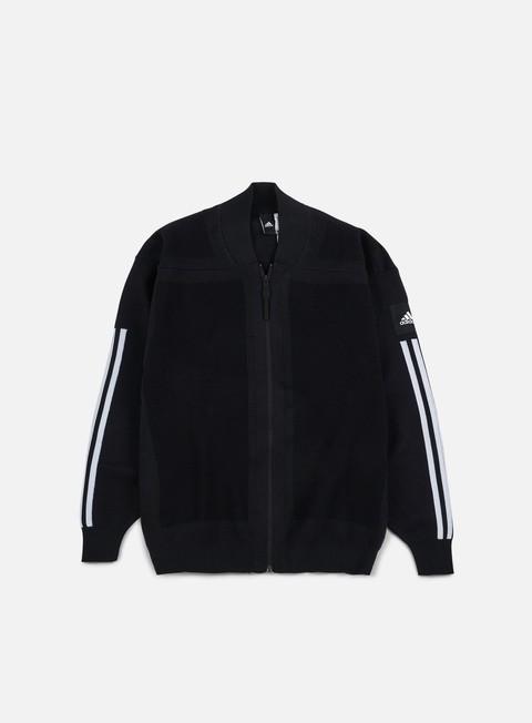 Zip hoodie Adidas Originals Icon Bomber Jacket