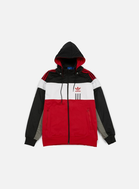 Felpe con Zip Adidas Originals ID96 Hoody