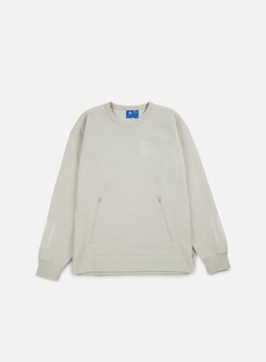 Adidas Originals - Instinct Crewneck, Clear Brown 1