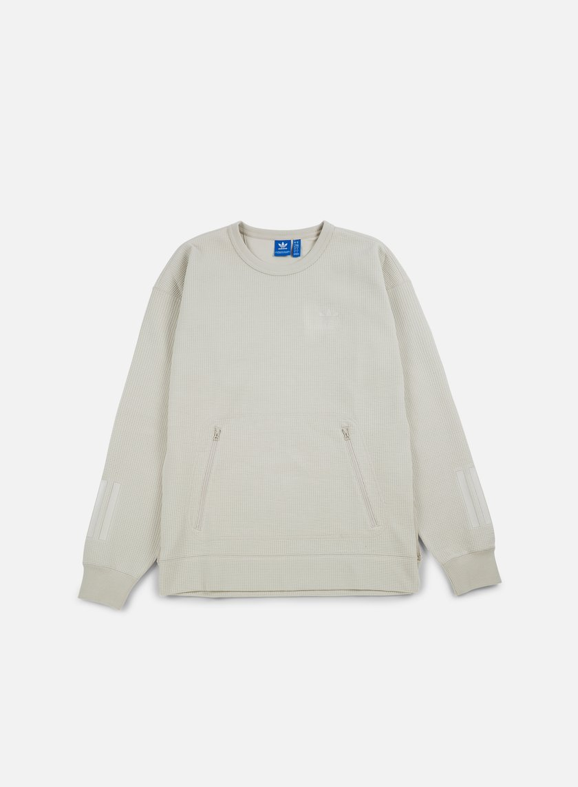 Adidas Originals - Instinct Crewneck, Clear Brown