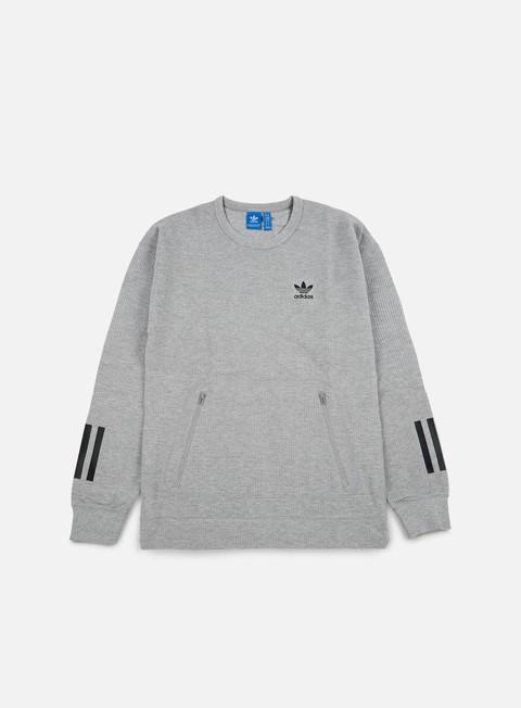 Outlet e Saldi Felpe Girocollo Adidas Originals Instinct Crewneck