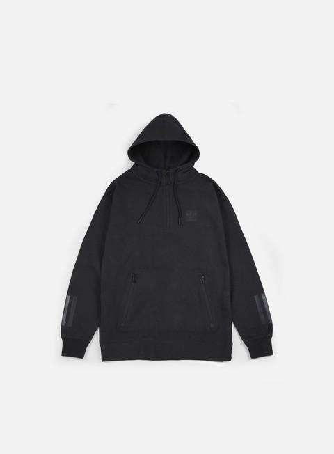 felpe adidas originals instinct hoodie black