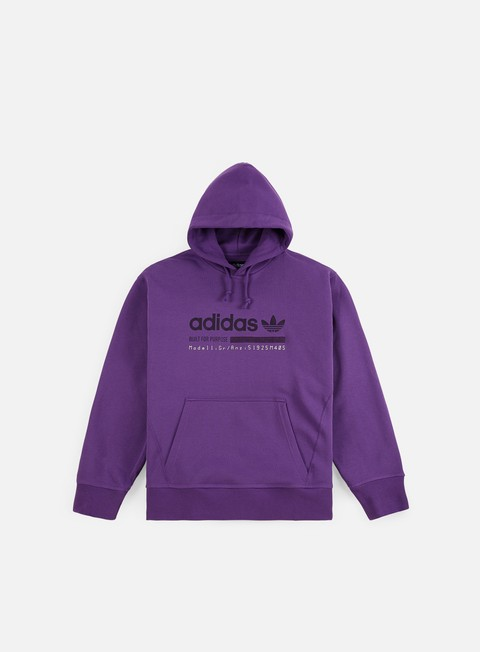 Hooded Sweatshirts Adidas Originals Kaval Graphic Hoodie