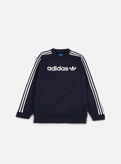 Adidas Originals - Linear Crewneck, Legend Ink 1