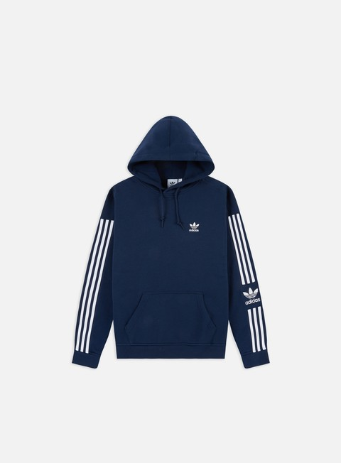 Felpe con Cappuccio Adidas Originals Lock Up Hoodie