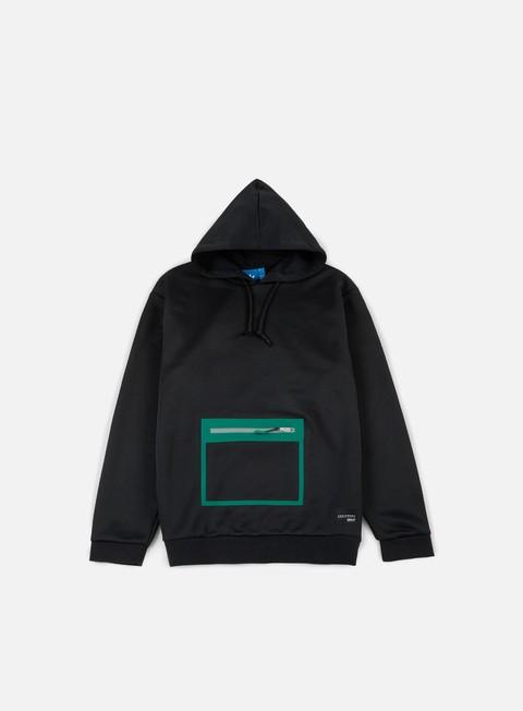 felpe adidas originals macadam hoody black