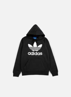 Adidas Originals - Original Trefoil Hoodie, Black 1