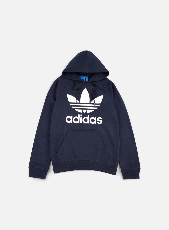 Adidas Originals - Original Trefoil Hoodie, Legend Ink