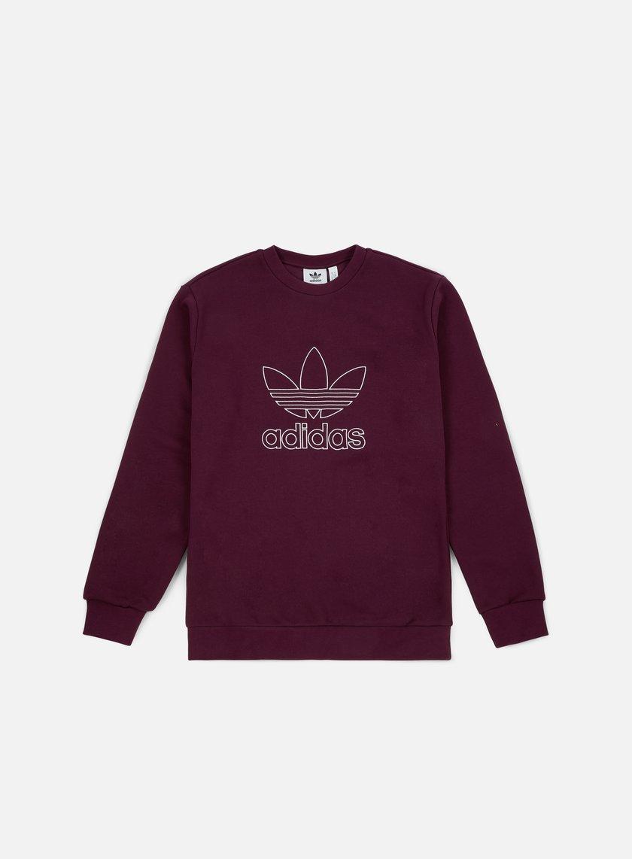 Adidas Originals Outline Crewneck
