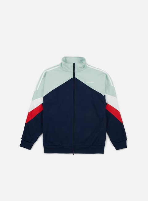 Zip Sweatshirts Adidas Originals Palmeston Track Jacket