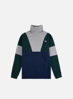 Adidas Originals Polo Neck Sweatshirt