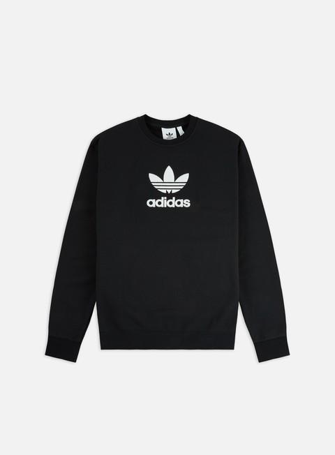 Outlet e Saldi Felpe Girocollo Adidas Originals Premium Crewneck
