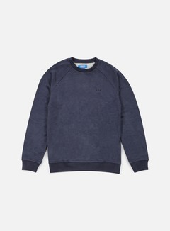 Adidas Originals - Premium Essentials Crewneck, Collegiate Navy Melange 1