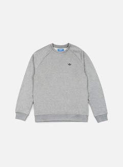 Adidas Originals - Premium Essentials Crewneck, Core Heather