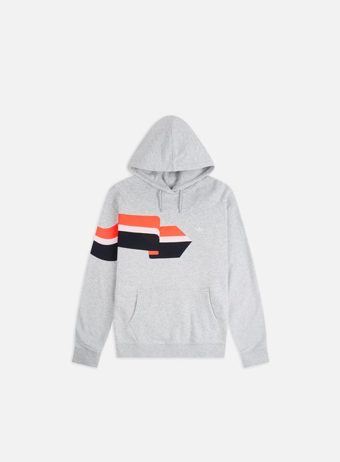 Hooded Sweatshirts Adidas Originals Ripple Hoodie
